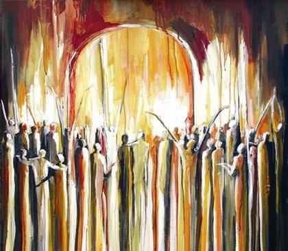 La Porte du Paradis - Tim Steward